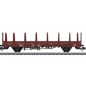 Trix 00053 Stolpvagn 446 191 Rlmms 58 typ DB