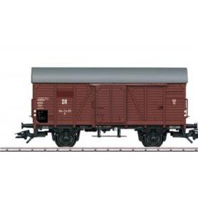 Trix 00054 Godsvagn med skjutdörrar 04-13-25 G DR