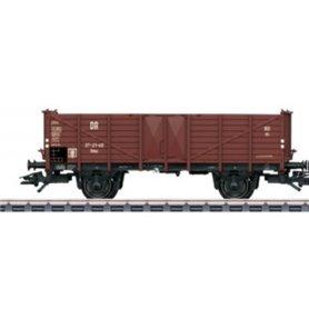Trix 00055 Öppen godsvagn 37-21-40 Omu DR