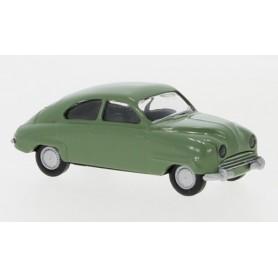 Brekina 92863 Saab 92, grön