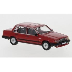 Brekina 870108 Volvo 740, röd, 1984, PCX