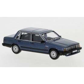 Brekina 870109 Volvo 740, metallic mörkblå, 1984, PCX