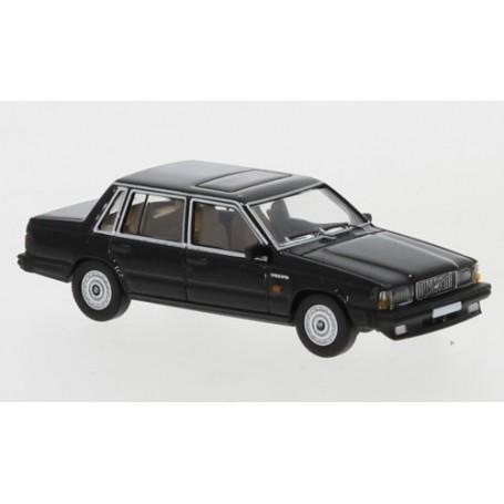 Brekina 870110 Volvo 740, svart, 1984, PCX
