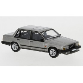 Brekina 870111 Volvo 740, metallic mörkgrå, 1984, PCX