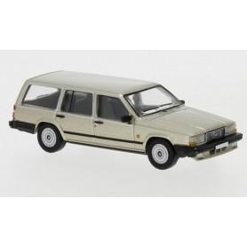 Brekina 870112 Volvo 740 Kombi, metallic-beige, 1985, PCX