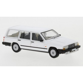 Brekina 870115 Volvo 740 Kombi, vit, 1985, PCX