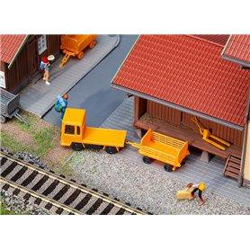 Faller 180357 Platform truck