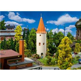Faller 130822 Rapunzel tower