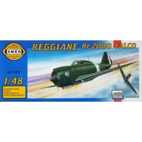 Smer 0817 Flygplan Reggiane Re 2000 Falco
