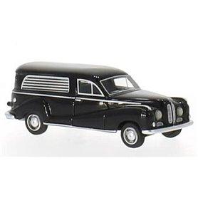 BOS 87160 BMW 502, svart, 1952, begravningsbil