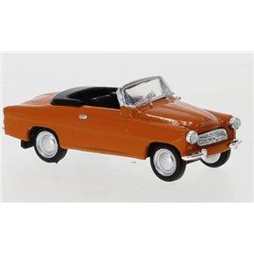 "Brekina 27436 Skoda Felicia Convertible, orange, 1959 ""Starline"""