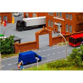 Faller 272917 Factory wall
