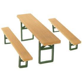 Faller 180444 20 bord och 40 stolar