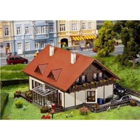 Faller 131549 Moosgrund semi-detached house