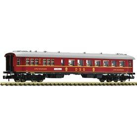 """Fleischmann 863303 Restaurantvagn WR4ü-35 DSG (DB) """"F-Train"""""""