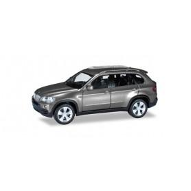 Herpa 033695-005 BMW X5™, space gray metallic