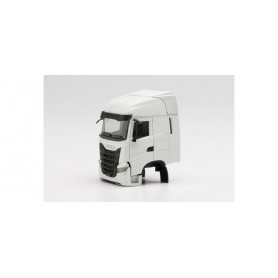 Herpa 085342 Parts service driver's cabin Iveco S-Way with side skirting (2 pieces)