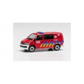 Herpa 096287 Volkswagen T6 semi bus fire department Liège