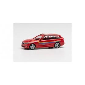 Herpa 096317 BMW 3 Series Touring fire brigade TU Munich