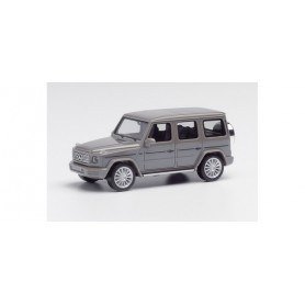 Herpa 420488-002 Mercedes-Benz G Class with AMG rims, classic gray