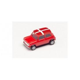 Herpa 420600 Mini Cooper European Championship 2021, Denmark
