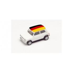 Herpa 420617 Mini Cooper European Championship 2021, Germany