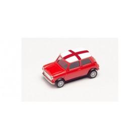 Herpa 420631 Mini Cooper European Championship 2021, England