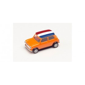 Herpa 420679 Mini Cooper European Championship 2021, Netherlands