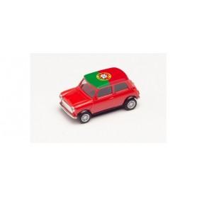 Herpa 420709 Mini Cooper European Championship 2021, Portugal