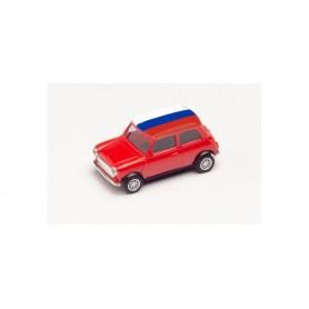 Herpa 420716 Mini Cooper European Championship 2021, Russia