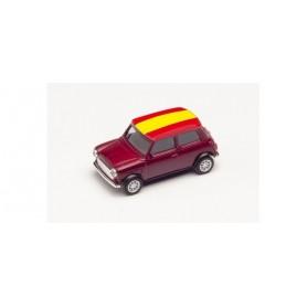 Herpa 420747 Mini Cooper European Championship 2021, Spain