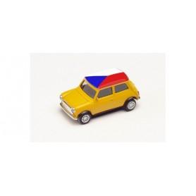 Herpa 420754 Mini Cooper European Championship 2021, Czech Republic