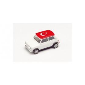 Herpa 420761 Mini Cooper European Championship 2021, Turkey