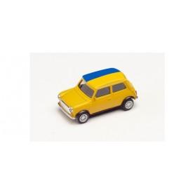 Herpa 420778 Mini Cooper European Championship 2021, Ukraine