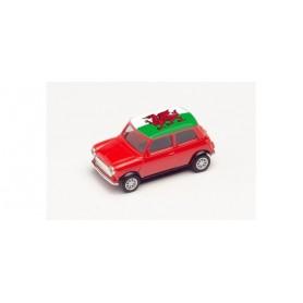 Herpa 420785 Mini Cooper European Championship 2021, Wales