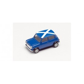 Herpa 420808 Mini Cooper European Championship 2021, Scotland
