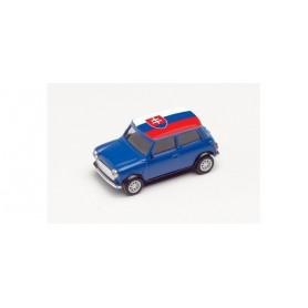 Herpa 420815 Mini Cooper European Championship 2021, Slovakia