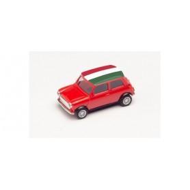 Herpa 420822 Mini Cooper European Championship 2021, Hungary