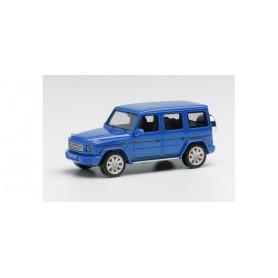 Herpa 430623-003 Mercedes-Benz G-Model, south seas blue metallic