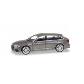 Herpa 430647-003 Audi A6 Avant, taifun gray metallic