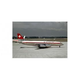 """Herpa Wings 535175 Flygplan Balair Convair CV-990 """"Coronado"""" – HB-ICH"""