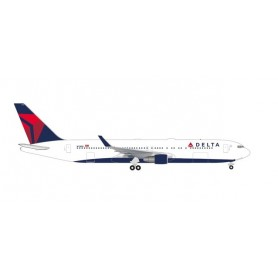 Herpa Wings 535335 Flygplan Delta Air Lines Boeing 767-300 (with winglets) – N178DZ