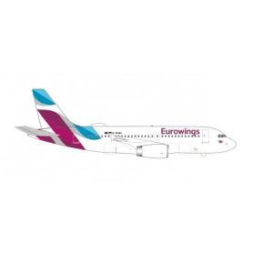 Herpa Wings 535342 Flygplan Eurowings Airbus A319 – D-AGWV