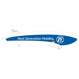 "Herpa Wings 571494 Flygplan Zeppelin Reederei Zeppelin NT ""ZF - Next Generation Mobility"" – D-LZZF"