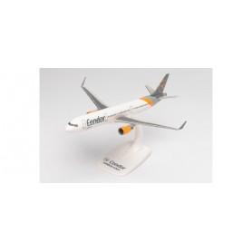 Herpa Wings 613194 Flygplan Condor Airbus A321 – D-AIAG