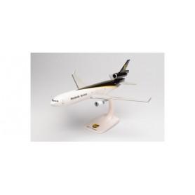 Herpa Wings 613231 Flygplan UPS Airlines McDonnell Douglas MD-11F – N287UP