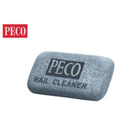 Peco PL-41 Rengöringsblock, för att rengöra smutsig räls/hjul, fungerar till alla skalor