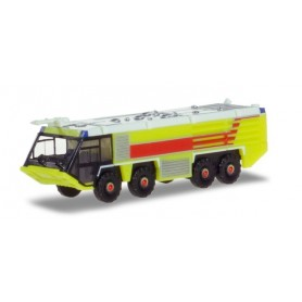 Herpa Wings 532921 Airport Fire Engine – Lime green