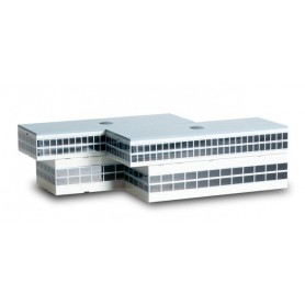Herpa Wings 519649 Airport building. 2 Departure halls with recess