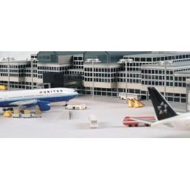 Herpa Wings 520362 Airport basic set 1
